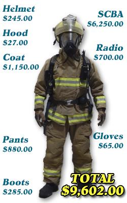 Dating volunteer firefighter