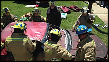 West Knox Volunteer Fire Rescue - Corbin KY